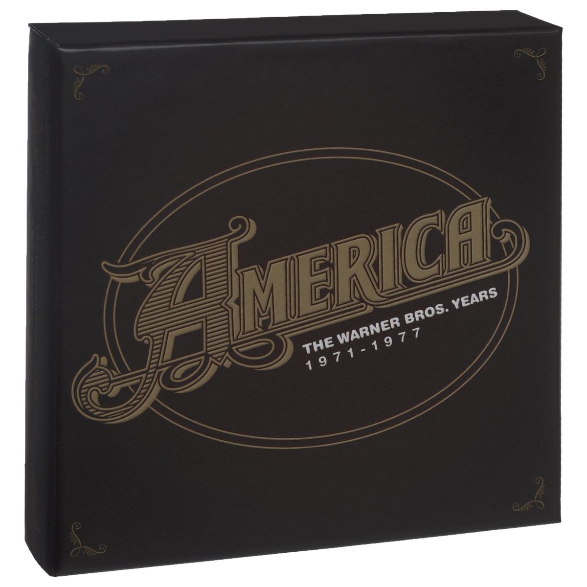 America America. The Warner Bros. Years 1971-1977 (8 CD)