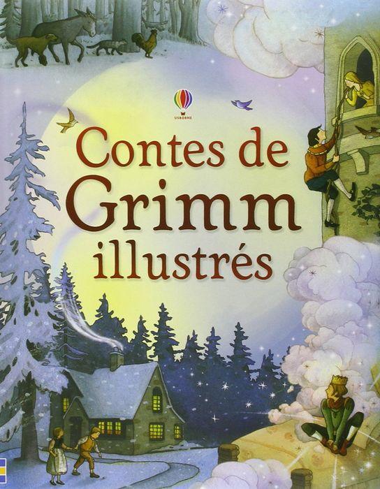 Contes de Grimm illustres contes de grimm illustres