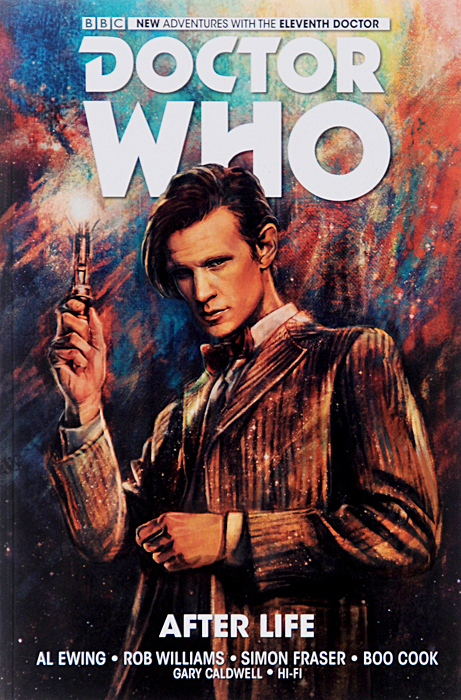 Doctor Who: The Eleventh Doctor: Vol.1: After Life the heart of a woman