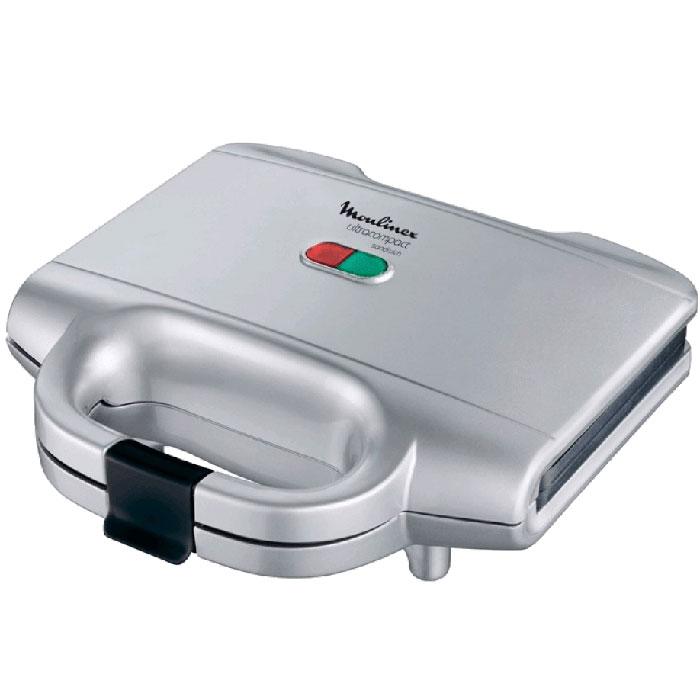 Бутербродница Moulinex SM1541 Ultracompact, Silver