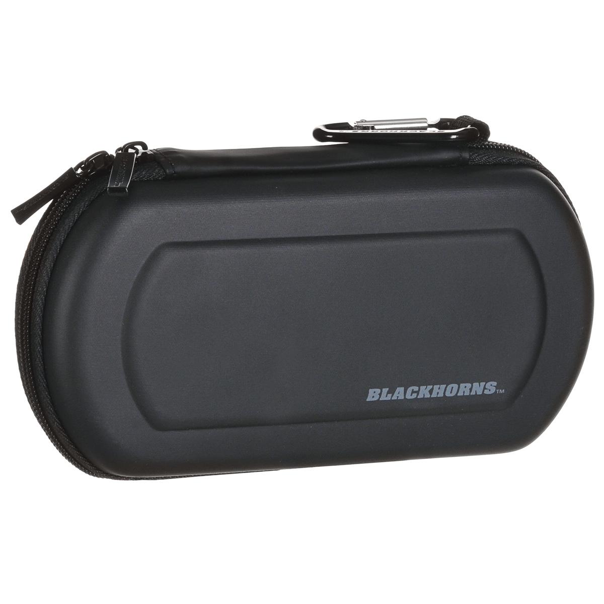 где купить Защитный чехол Black Horns для Sony PSP E1000/2000/3000 (New Version), черный дешево