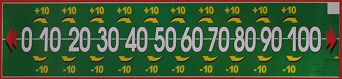 Числовой ряд десятки. Плакат числовой ряд десятки плакат