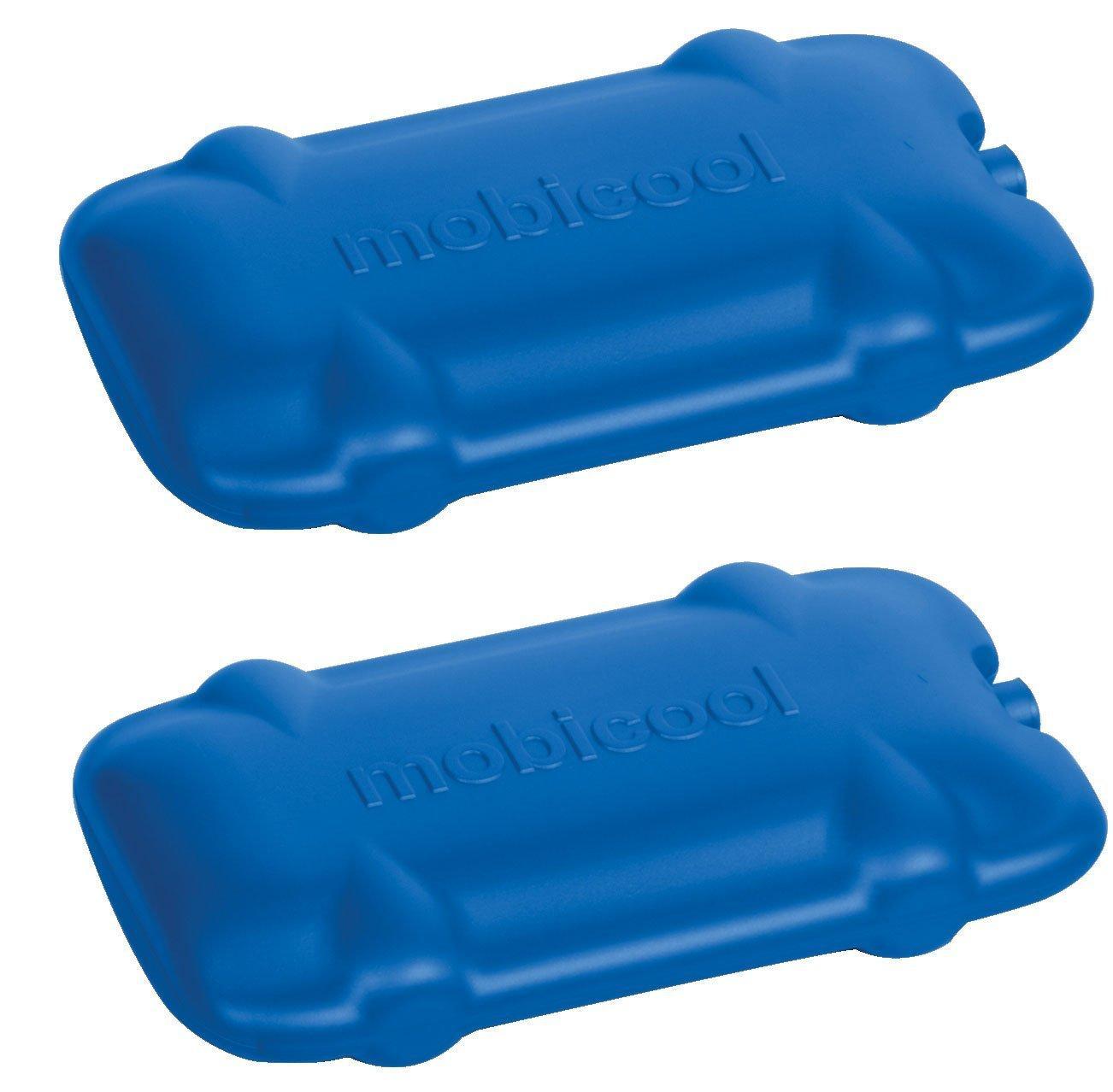 Аккумулятор холода Mobicool Ice Pack, 400 г, 2 шт аккумулятор холода natura slim цвет белый 400 мл