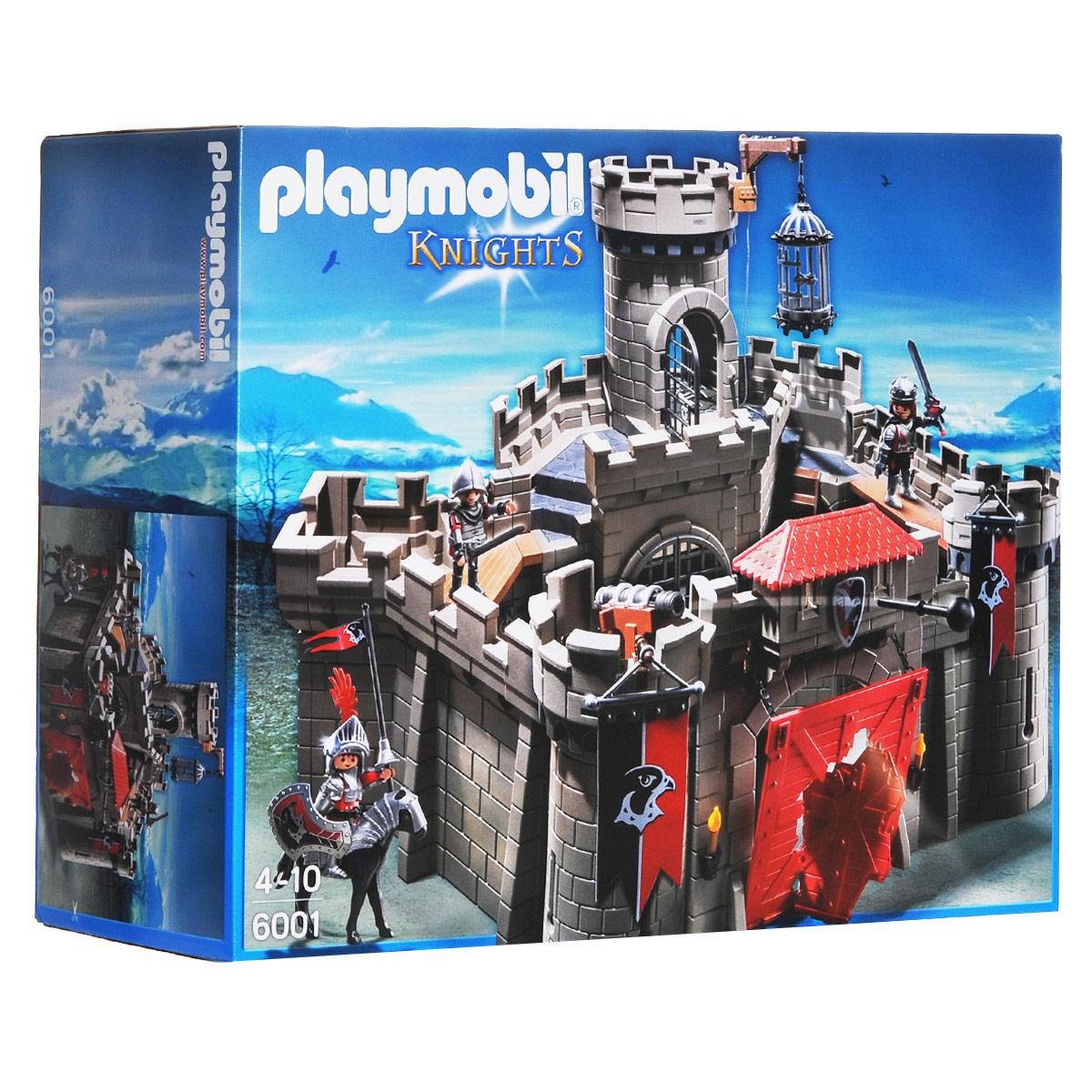 """Playmobil Игровой набор """"Замок Рыцарей Ястреба"""""""