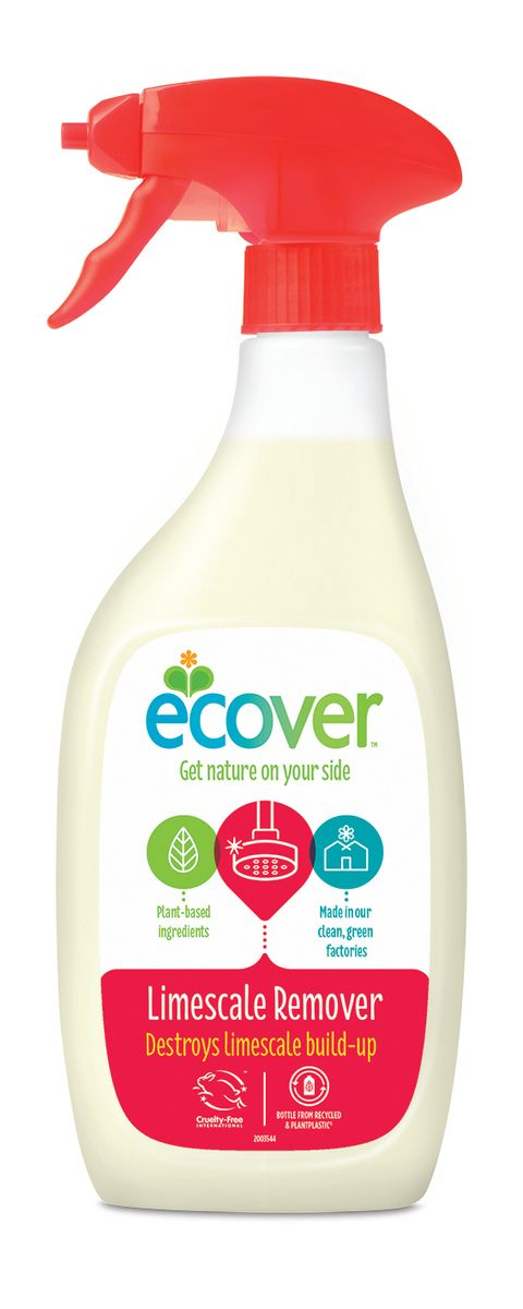Экологический спрей Ecover для удаления известковых отложений, 500 мл экологический суперочищающий спрей ecover универсальный 500 мл