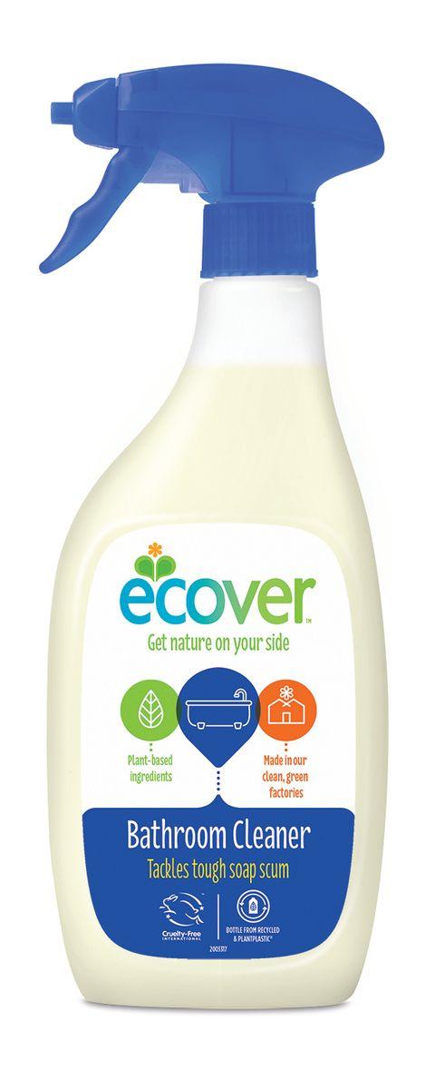 Экологический спрей Ecover Океанская свежесть для ванной комнаты , 500 мл экологический суперочищающий спрей ecover универсальный 500 мл