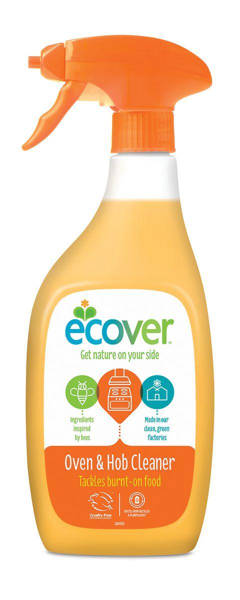 Экологический суперочищающий спрей Ecover, универсальный, 500 мл экологический стиральный порошок ecover концентрат универсальный 3 кг