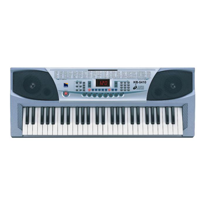 Tesler KB-5410 синтезатор tesler kb 6180