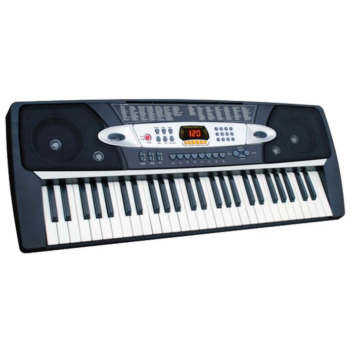 Tesler KB-5430 синтезатор tesler kb 6180