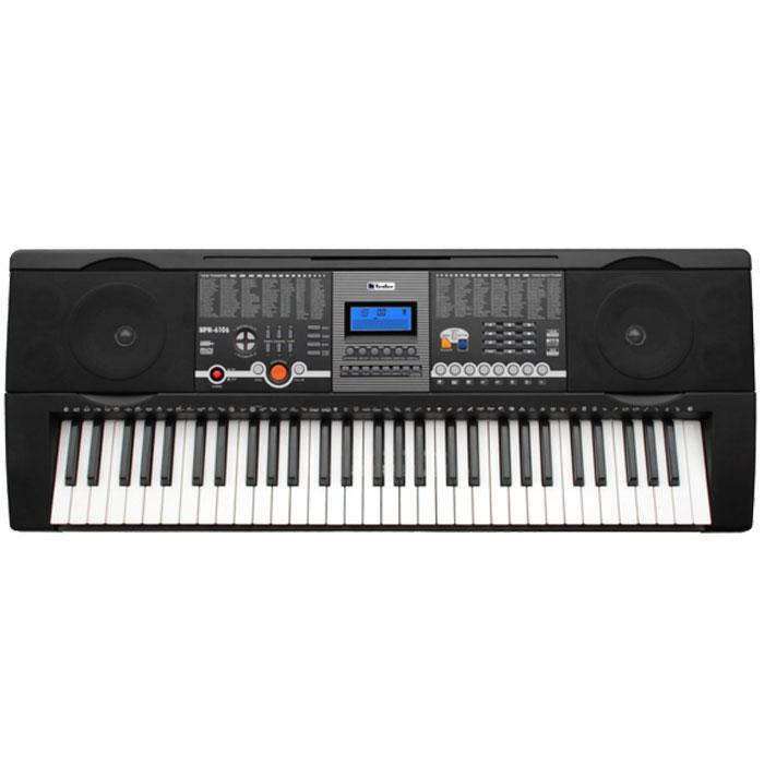 Tesler KB-6180 синтезатор tesler kb 6180