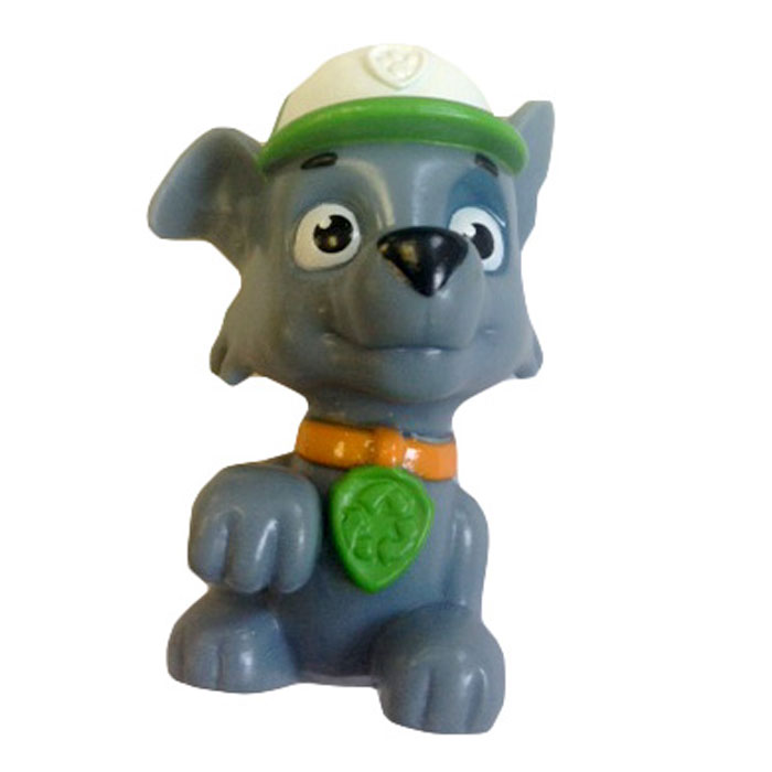 Paw Patrol Мини-фигурка Щенячий патруль Щенок Rocky щенячий патруль цк мини ныряй с зумой