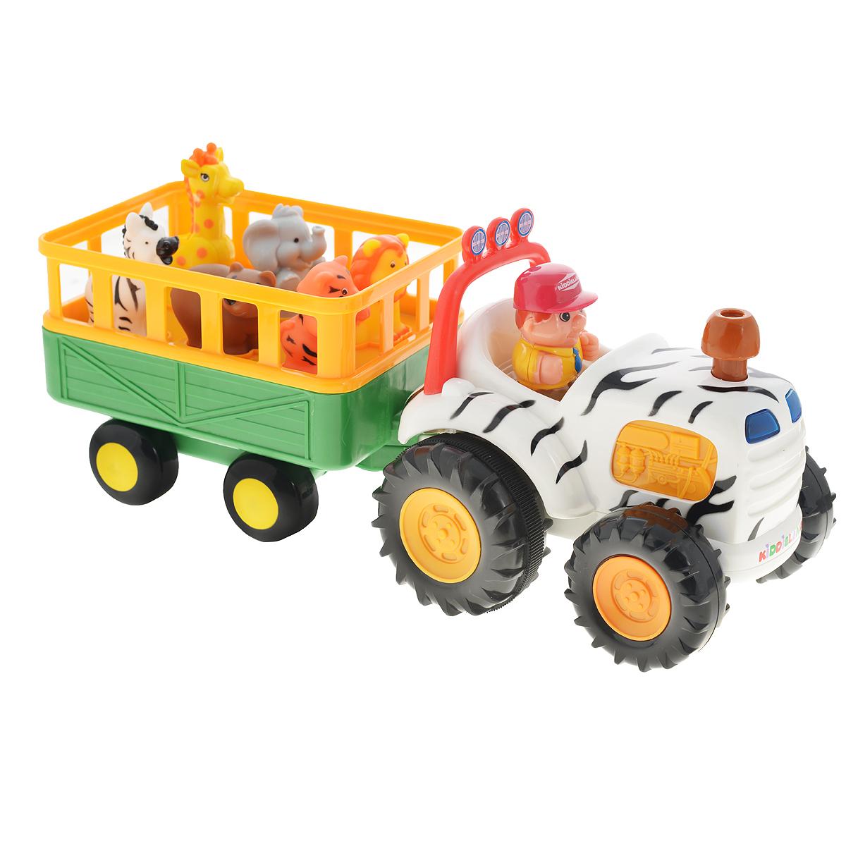 Kiddieland Развивающая игрушка Сафари