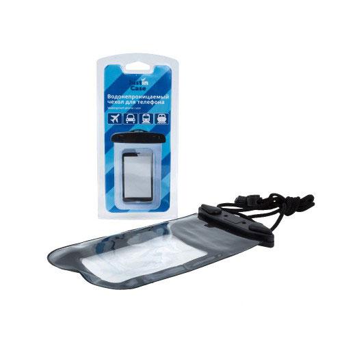 Водонепроницаемый чехол для телефона JustinCase, цвет: прозрачный. G5134 водонепроницаемый чехол для телефона цена