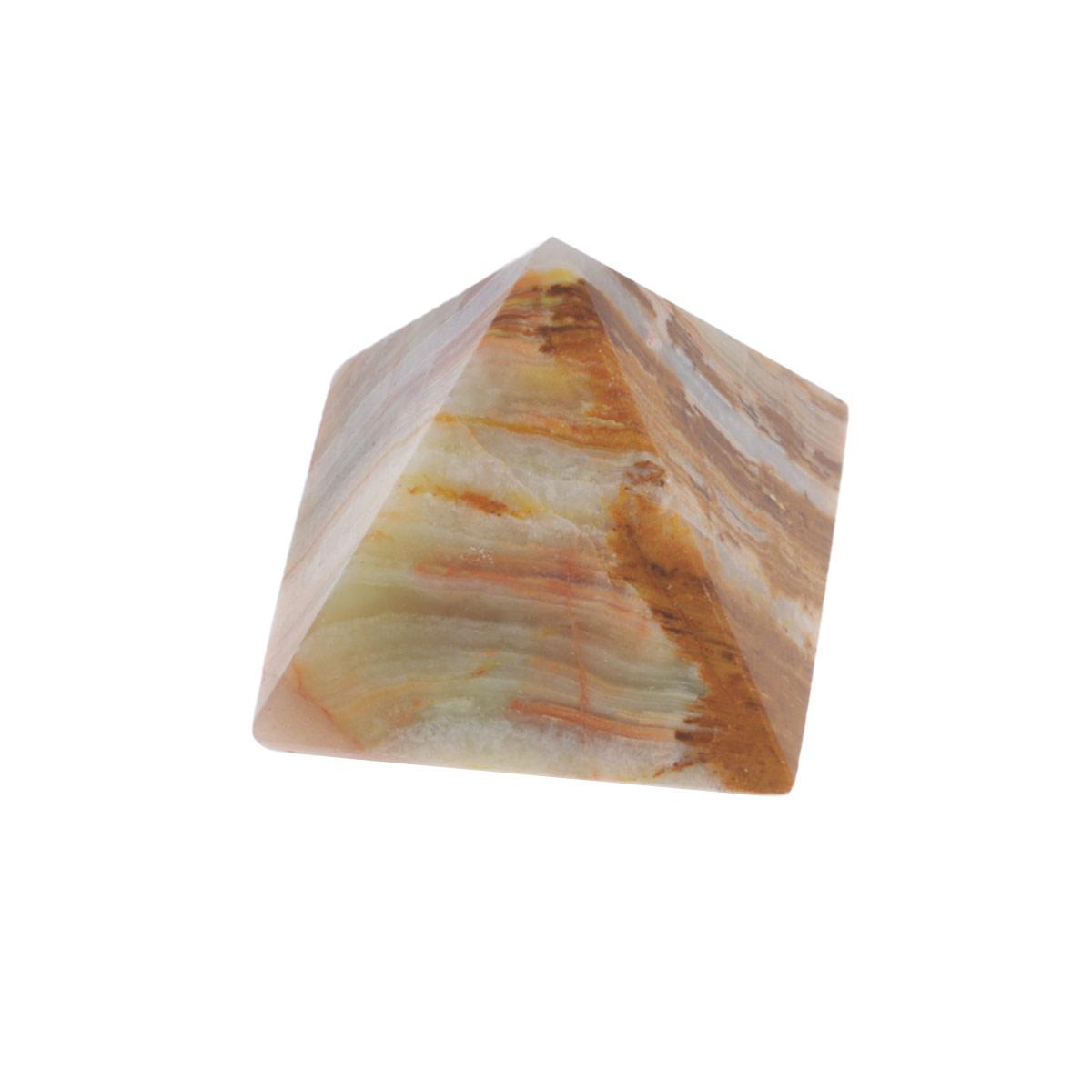 Сувенир Sima-land Пирамида, 3 см х 3 см х 3,5 см сувенир яблоко из оникса значение
