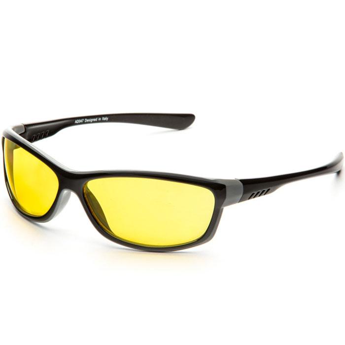 SP Glasses AD047 Premium, Black Grey водительские очки sp glasses ad032 premium dark grey водительские очки