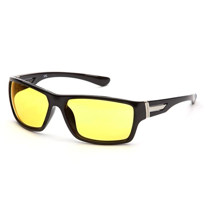 SP Glasses AD082 Premium, Black водительские очки sp glasses ad032 premium dark grey водительские очки
