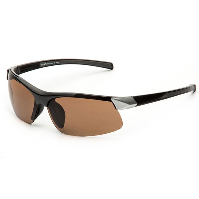 SP Glasses AS047 Premium, Black Silver водительские очки темные sp glasses ad032 premium dark grey водительские очки