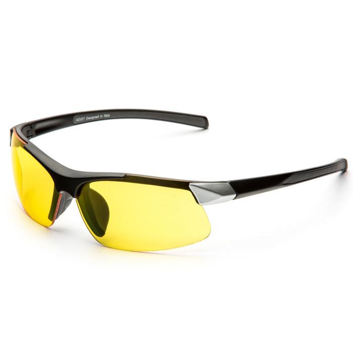 SP Glasses AD057 Premium, Black Silver водительские очки sp glasses ad032 premium dark grey водительские очки