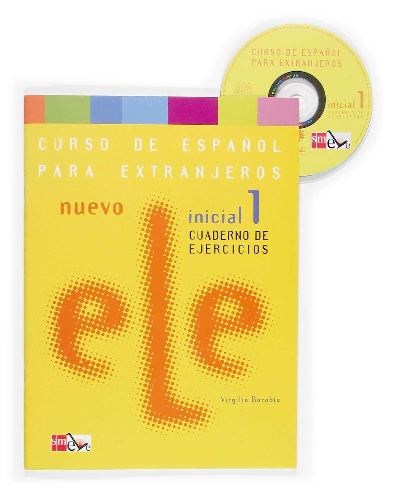 Nuevo ELE Inicial 1: Cuaderno de ejercicos nuevo suena 1 libro del alumno