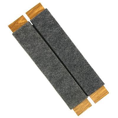 Когтеточка угловая Гамма Ковролин, 52,5 см х 9