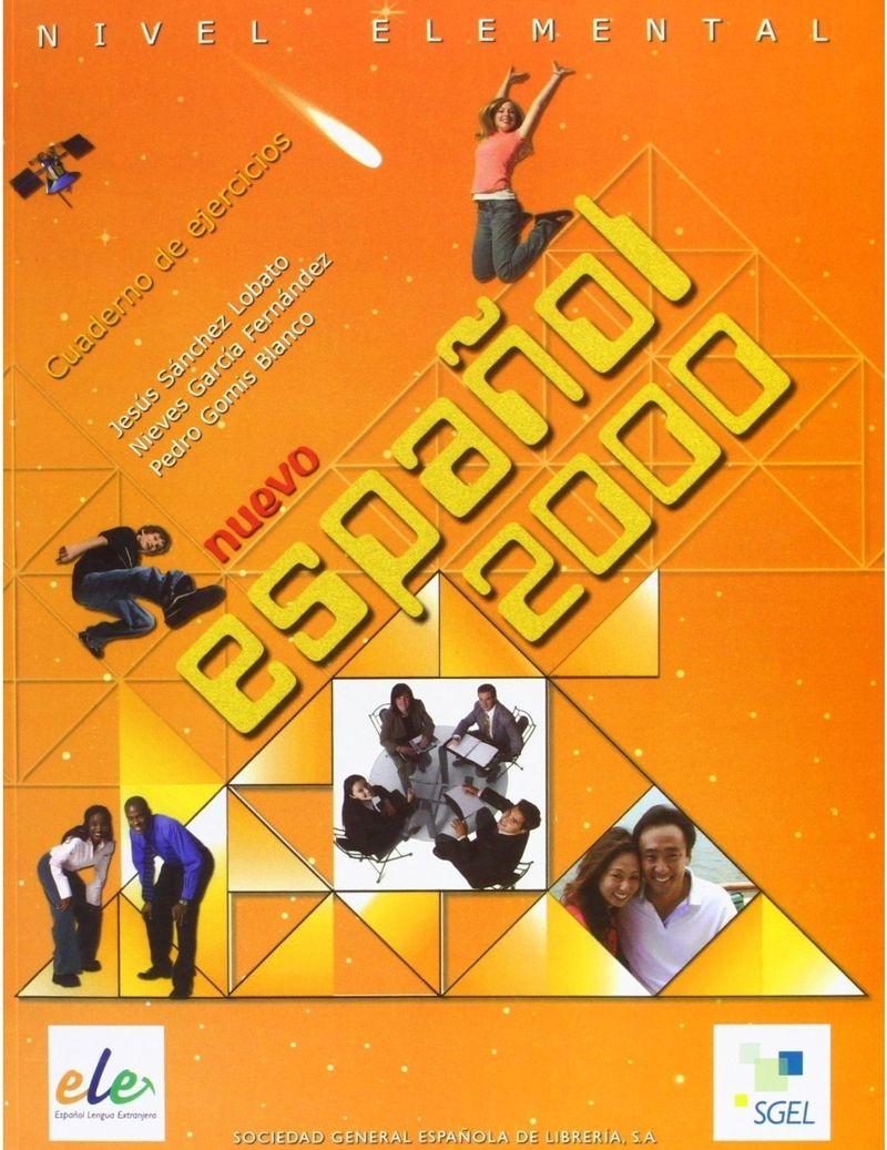 Nuevo Espanol 2000: Nivel elemental: Cuaderno de ejercicios цена и фото