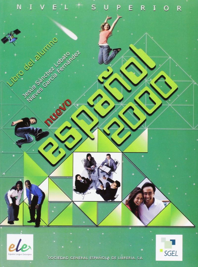 Nuevo Espanol: 2000 Superior Libro del alumno nuevo espanol en marcha basico student book cd levels a1 and a2 in one volume