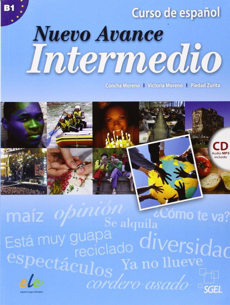 Nuevo Avance Intermedio: Curso de espanol: Nivel B1 (+ СD) цена и фото