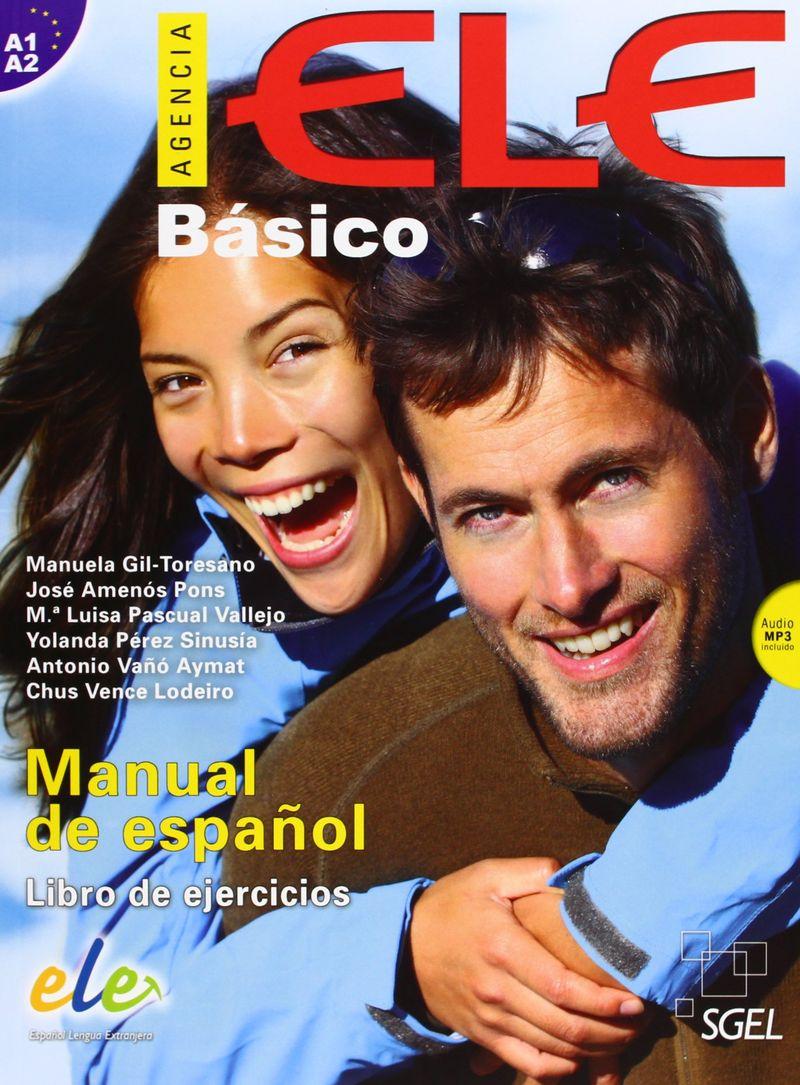 Agencia Ele Basico Exercises: Book (+ CD) en equipo es 3 curso de espanol de los negocios libro de ejercicios nivel elemental a1 a2 cd