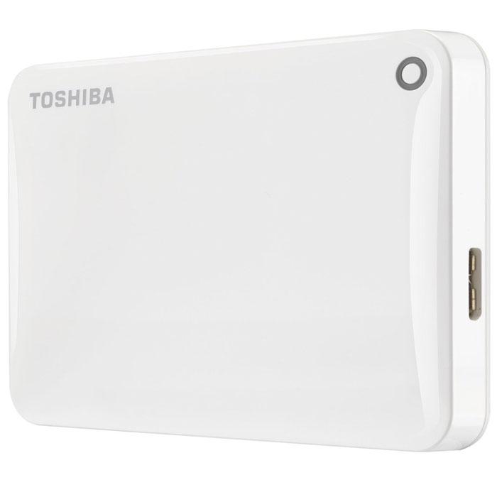 Портативный внешний жесткий диск Toshiba HDD 500 GB Stor.e Canvio Connect ll , 2.5