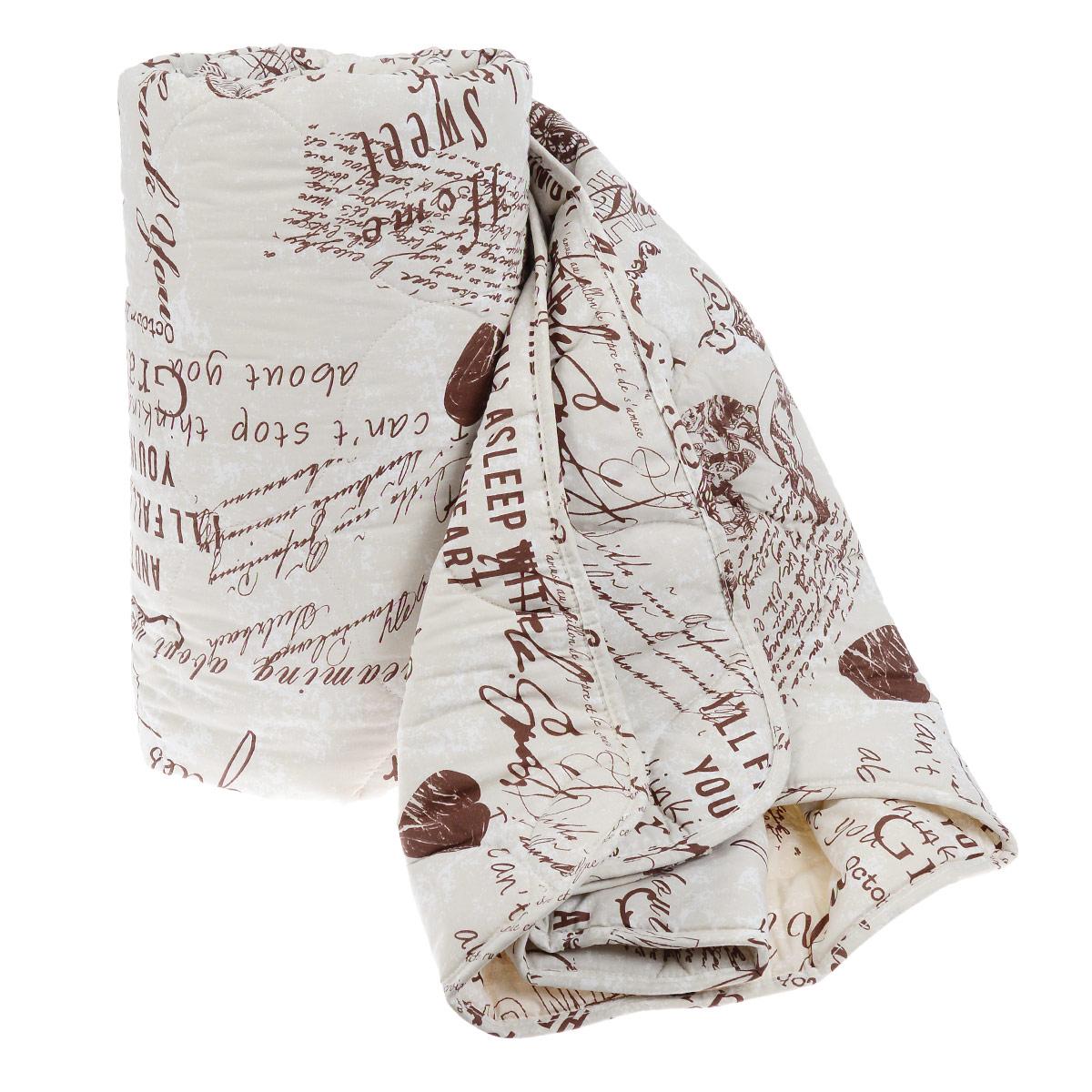 """Одеяло """"Comfort Line"""", наполнитель: шерсть мериноса, 200 см х 220 см"""