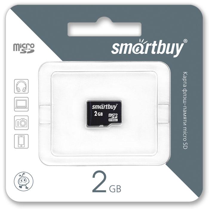 Карта памяти Smartbuy Micro SD 2Gb без адаптера форматирование micro sd
