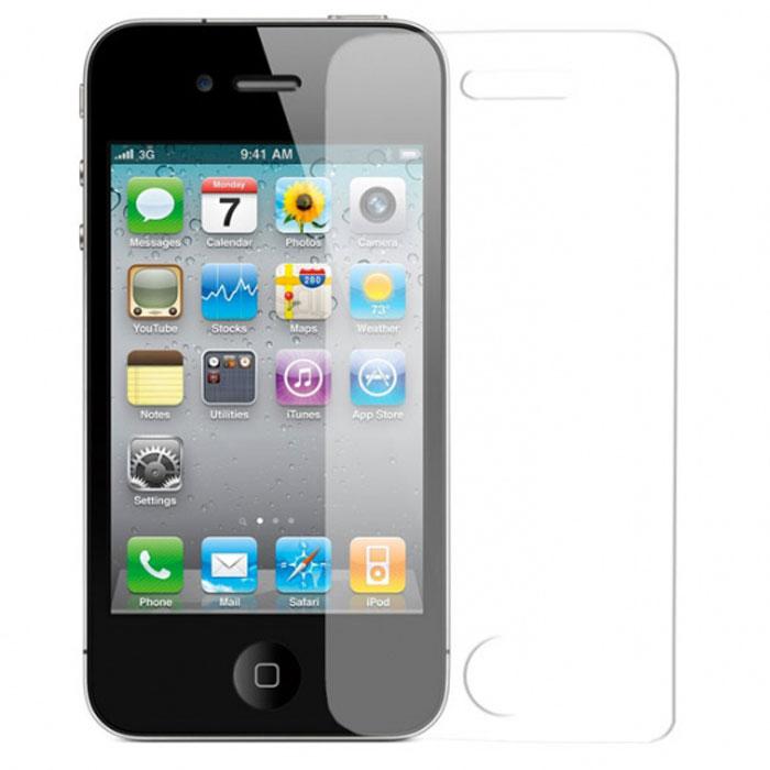 Harper SP-GL IPH4 защитное стекло для Apple iPhone 4/4S цена