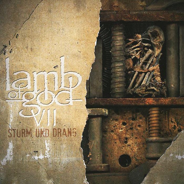 Lamb Of God Lamb Of God – VII. Sturm Und Drang lamb of god lamb of god sacrament