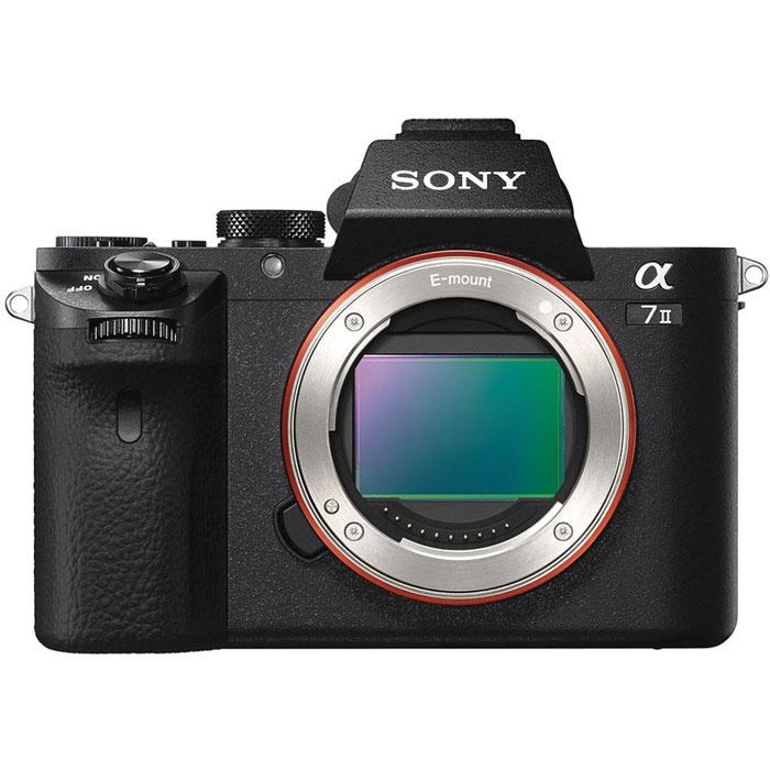Sony Alpha A7 II (M2) Body, Black цифровая фотокамера со сменной оптикой