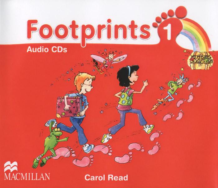 лучшая цена Footprints 1 (аудиокурс на 3 CD)