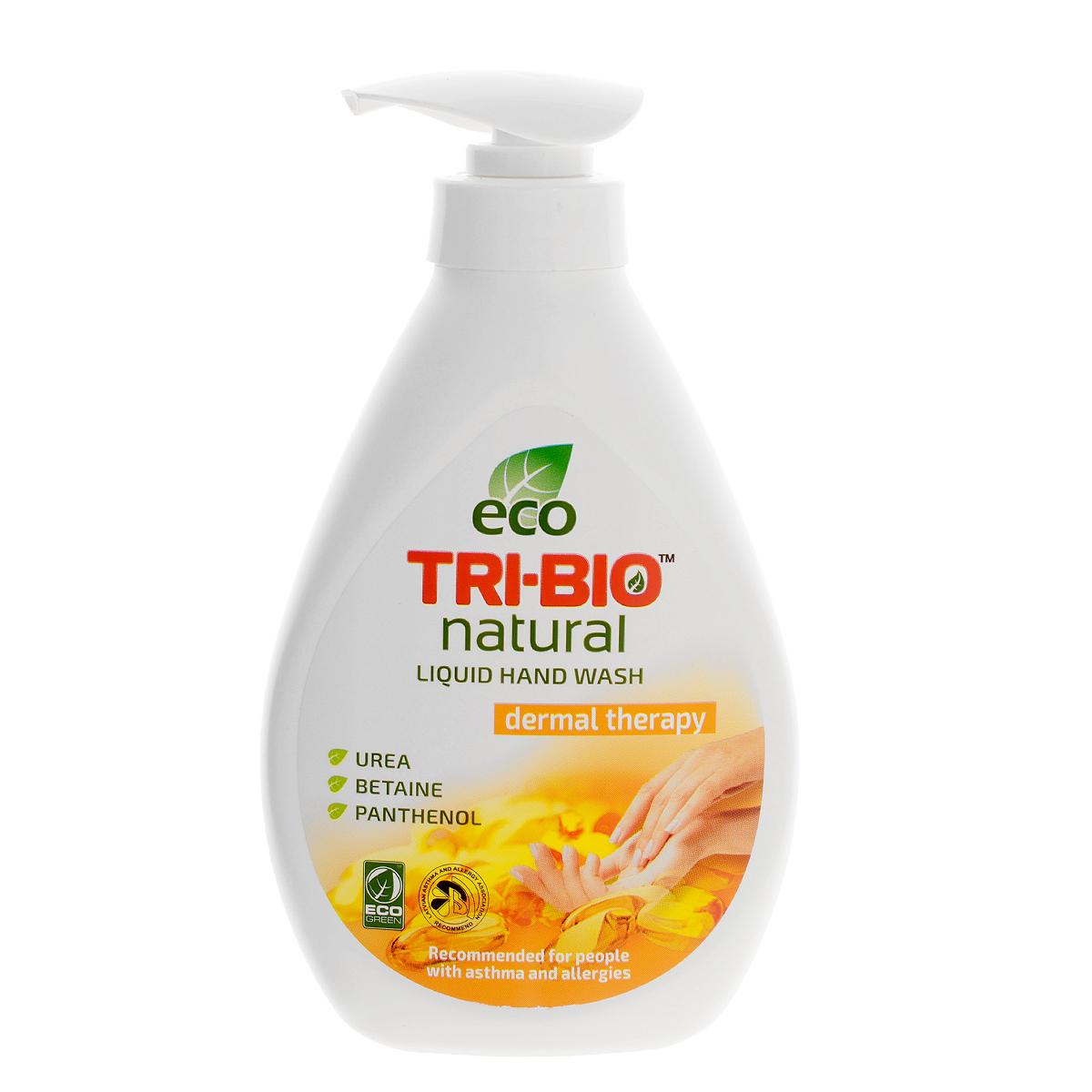 Натуральное жидкое эко-мыло Tri-Bio Дерматерапия, 240 мл цена