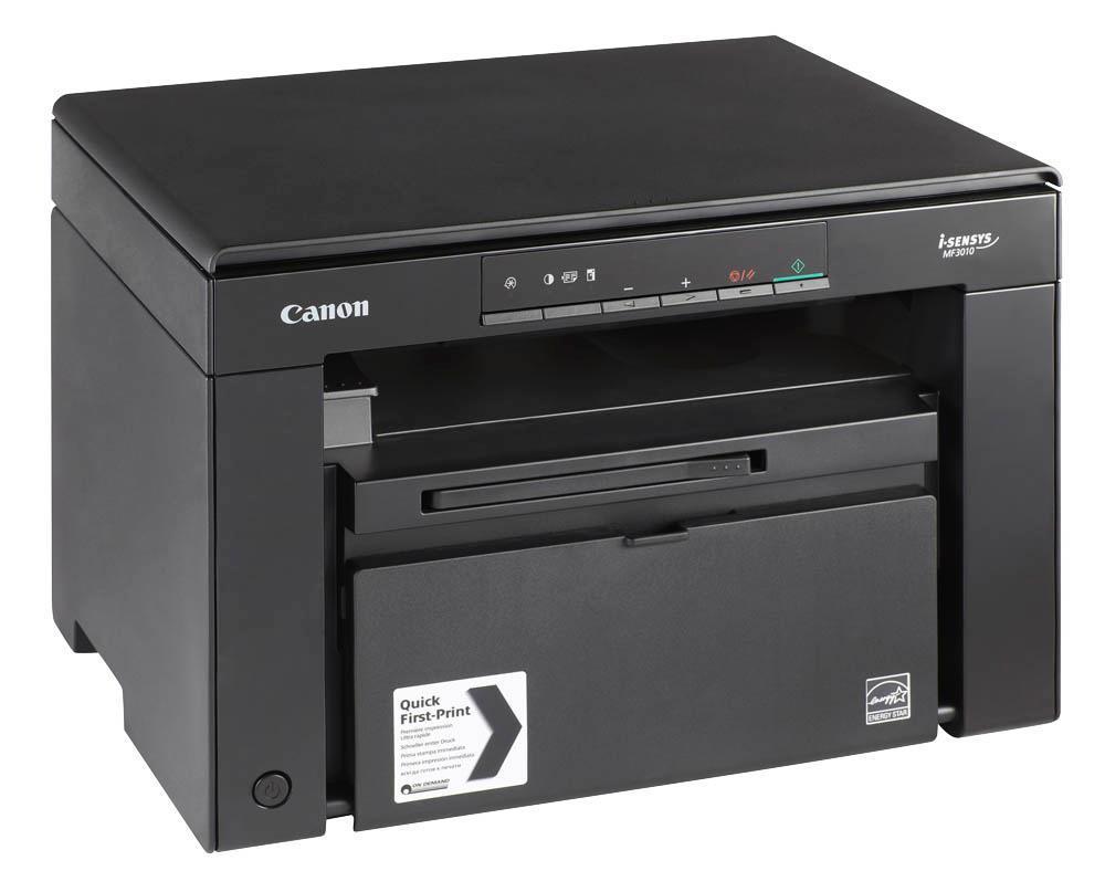 цена на МФУ Canon i-Sensys MF3010, Black
