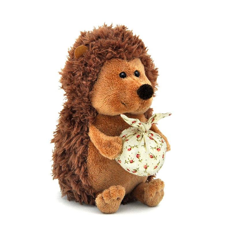 картинки медведя зайца ежика игрушек