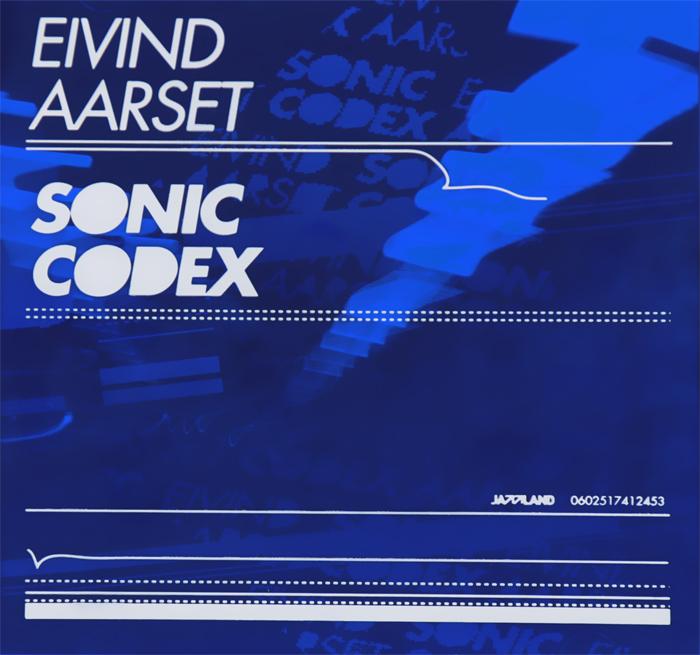 лучшая цена Орсет Эйвинд Eivind Aarset. Sonic Codex