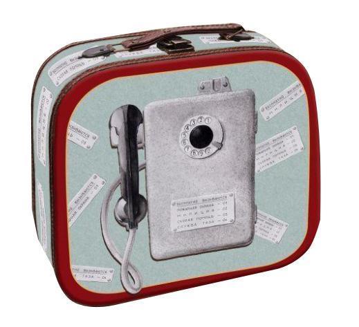 Декоративная шкатулка Таксофон, 28,5 х 25 х 10,5 см37350Мы продаем самые разные шкатулки, но их объединяет одно – они очень красивые и оригинальные. Материал: мдф.