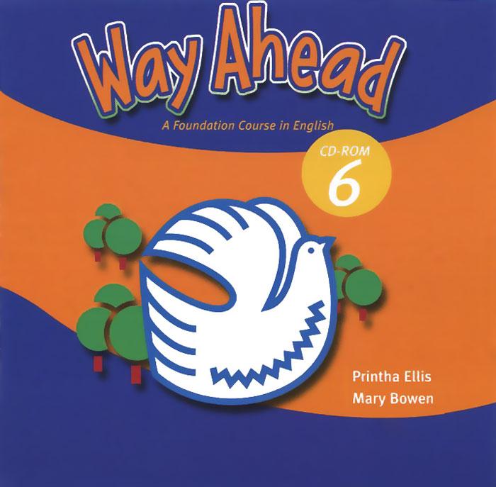 цена на Way Ahead 6: A Foundation Course in English (аудиокурс на CD)