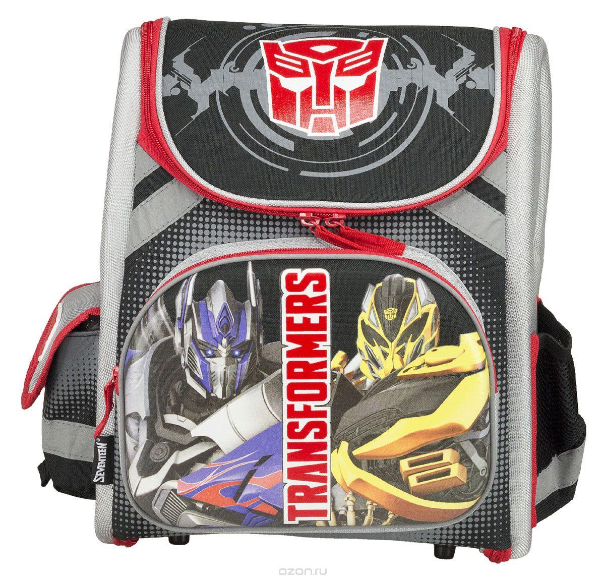 Ранец школьный Transformers transformers трансформер evolution optimus prime leader class