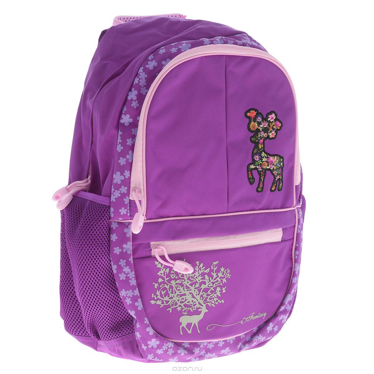 Tiger Family Рюкзак детский Fantasy цвет фиолетовый
