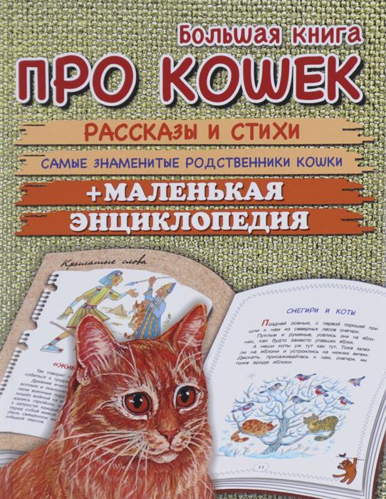 Р. Е. Данкова Большая книга про кошек