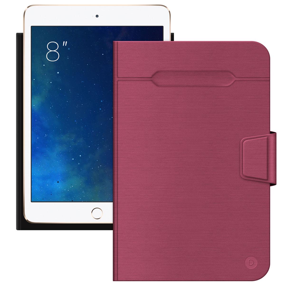 Deppa Wallet Fold чехол-подставка для планшетов 8'', Red стоимость