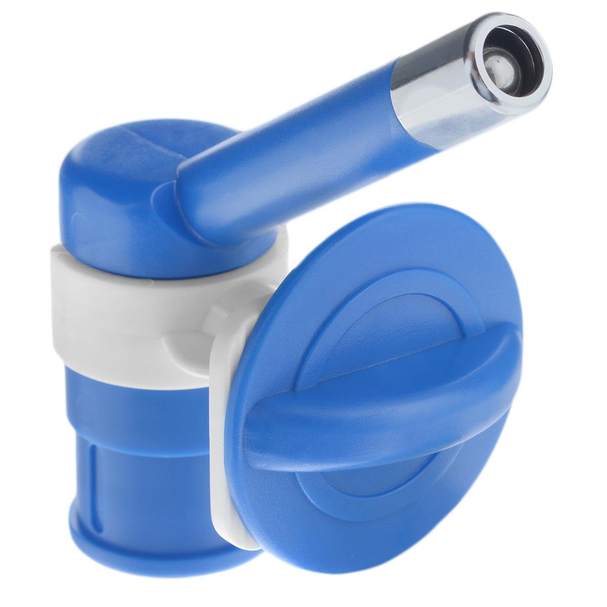 Автопоилка для животных, универсальная, цвет: синий кормушка triol p510 автопоилка для животных регулировка высоты