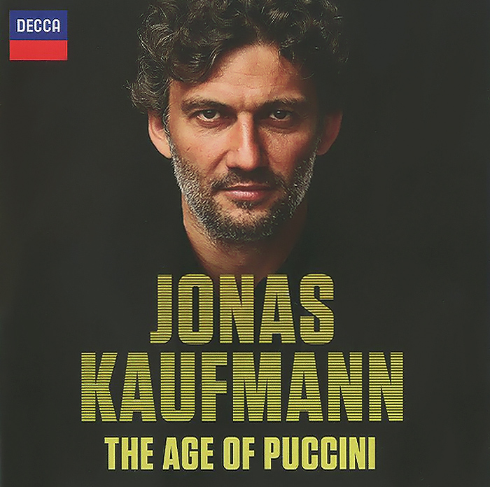 Йонас Кауфманн Jonas Kaufmann. Tha Age Of Puccini йонас микелинскас не поле перейти