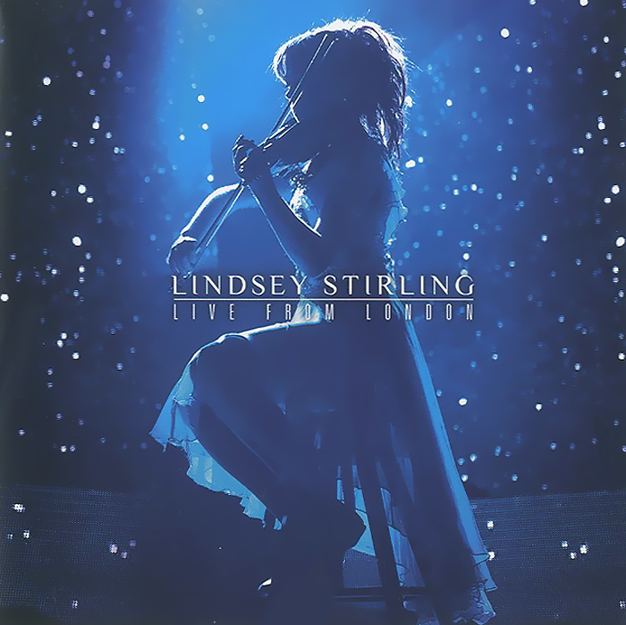 Линдси Стирлинг Lindsey Stirling. Live From London lindsey stirling live from london blu ray