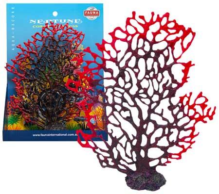 """Декорация для аквариума FAUNA """"Коралл"""", 22 х 5 х 27 см"""