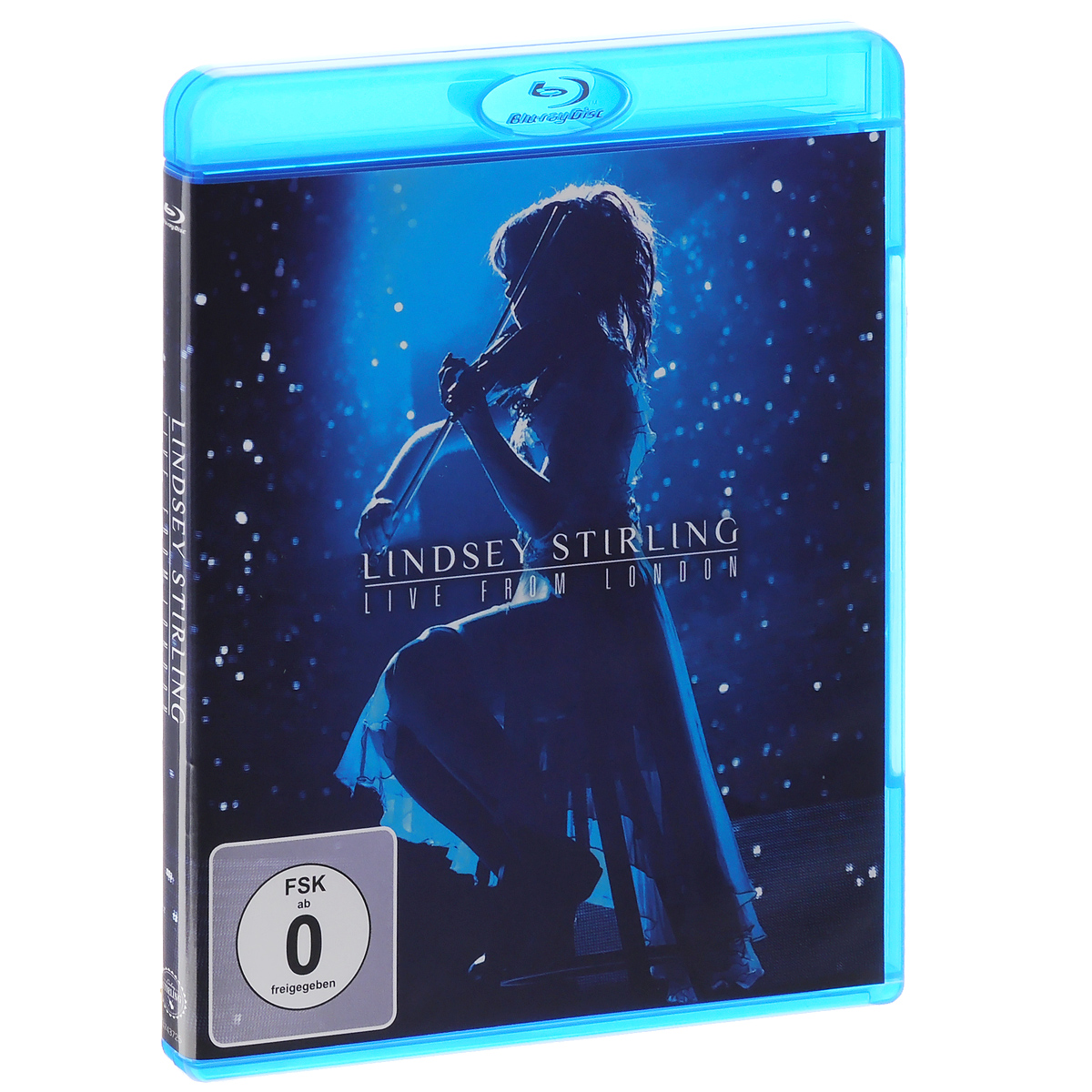 Lindsey Stirling: Live From London (Blu-ray) lindsey stirling laval